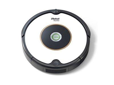 ... ¡Y más barato aún! El Roomba 605, ahora en Amazon, es un verdadero chollo. Lo tienes  por sólo 209 euros