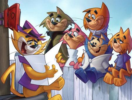 Estrenos de cine infantil: 'Don Gato y su pandilla'