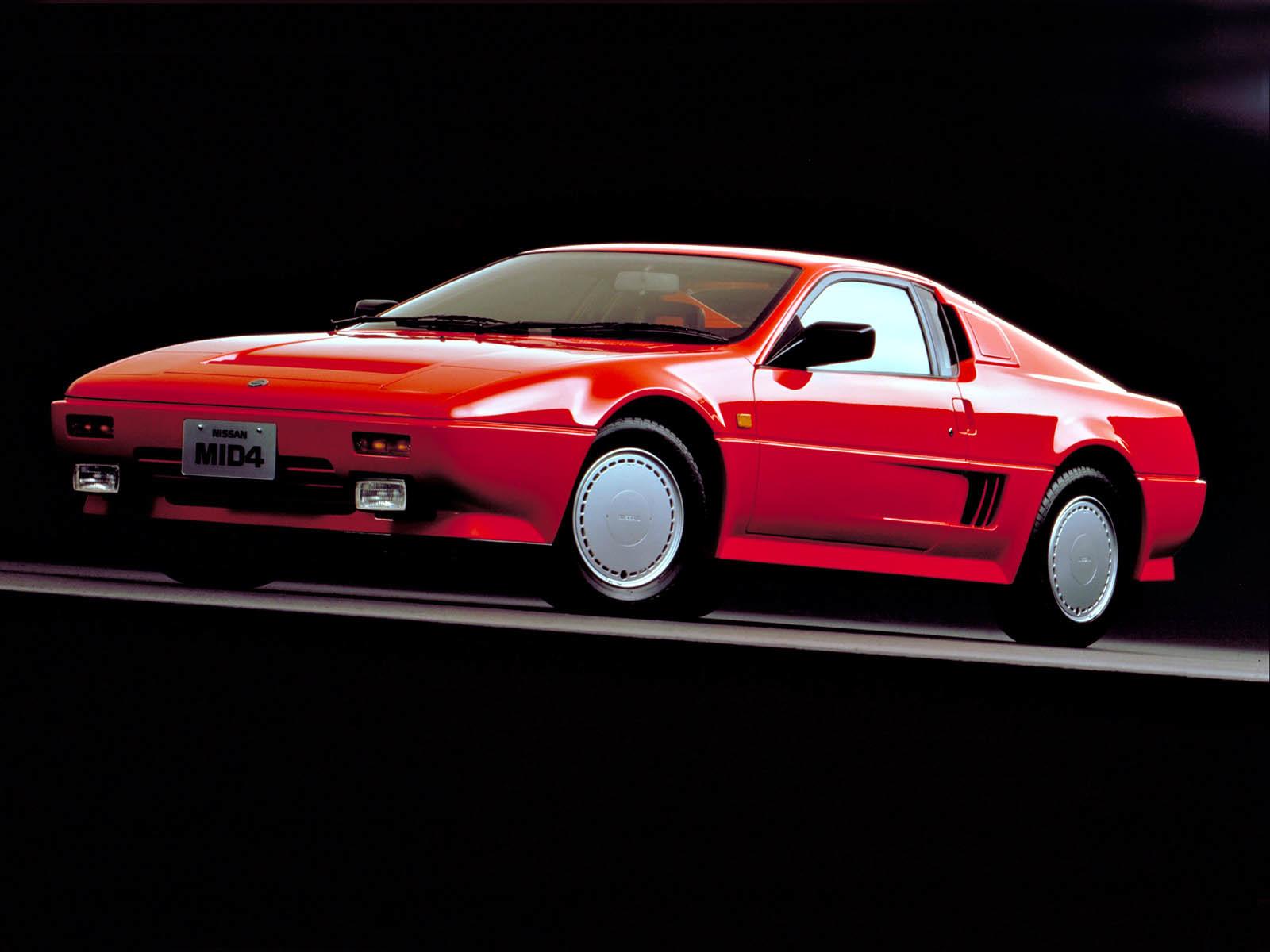 Foto de Nissan MID-4 Concept 1985 (2/12)