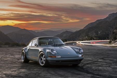 Singer muestra este mes en dos eventos de clásicos en Florida sus dos últimos Porsche 911