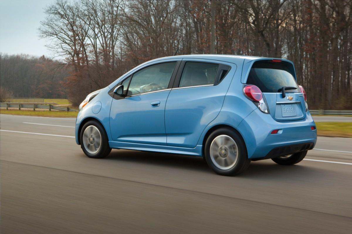 Foto de Chevrolet Spark EV (19/20)