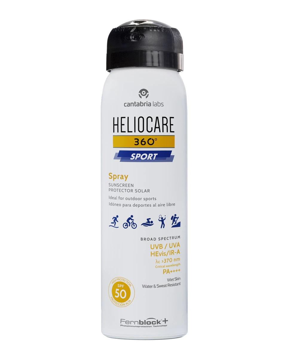 Spray Protector Solar 360º Sport SPF50 100 ml Heliocare