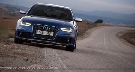 El Audi RS 4 también perderá el V8 atmosférico