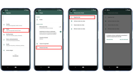 Copia Whatsapp En Android