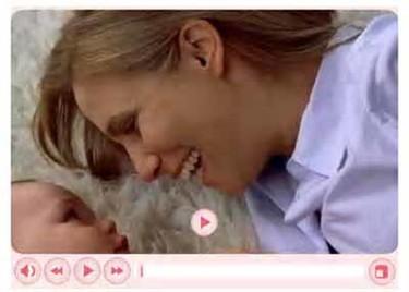 Vídeos sobre cómo fortalecer el vínculo con el bebé
