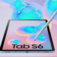 Chollazo para quienes busquen tableta de gama alta: Amazon nos deja la Samsung Galaxy Tab S6 6GB+128GB con 4G por sólo 499 euros