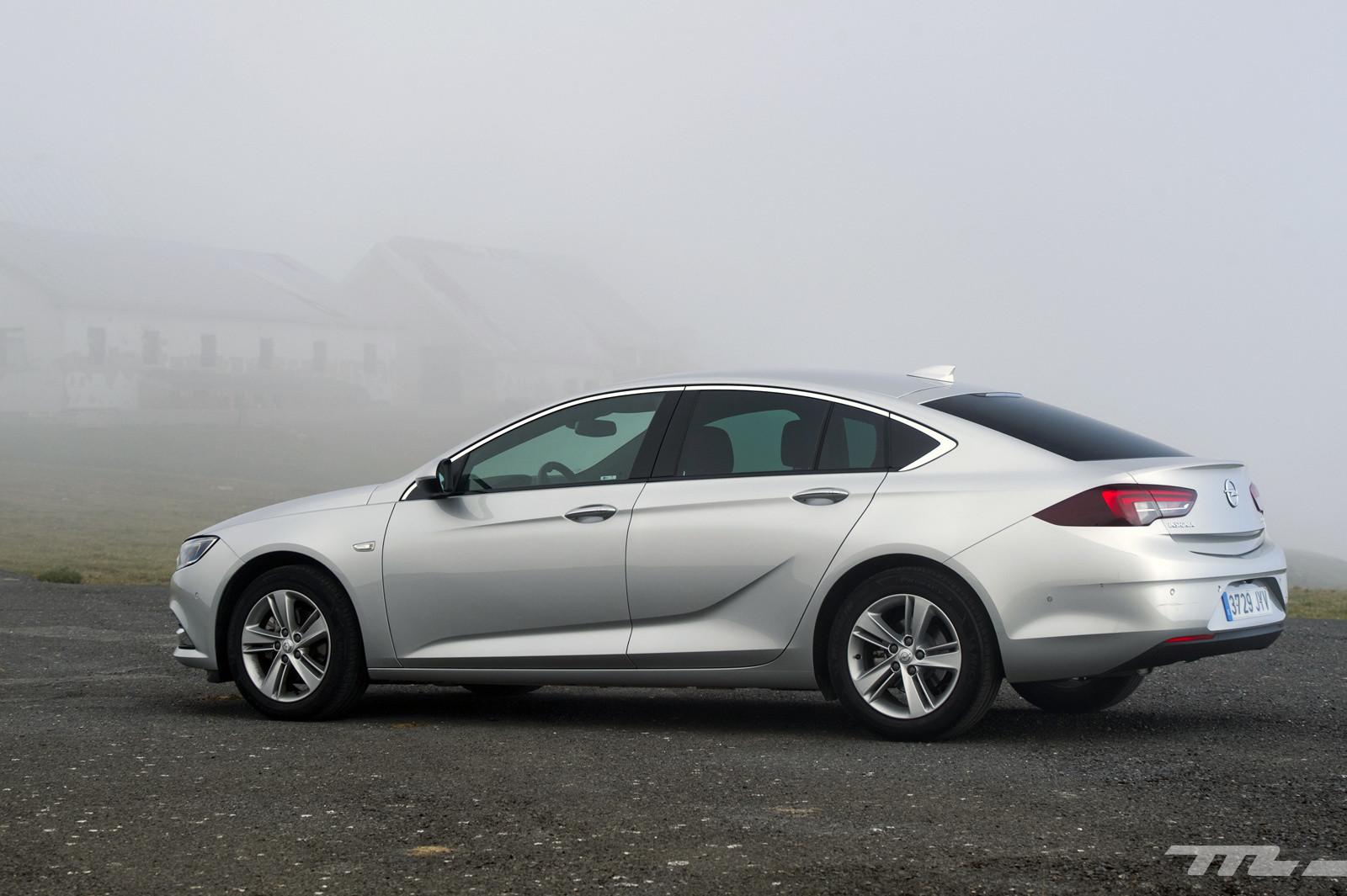 Foto de Opel Insignia Grand Sport, prueba (6/27)