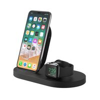 Hasta la medianoche, Amazon tiene la base de carga inalámbrica para iPhone y Apple Watch Belkin Powerhouse, por sólo 109,99 euros