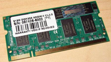 Los nuevos MacBook son capaces de soportar 8 GB de RAM