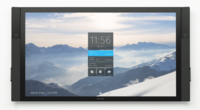 Microsoft Surface Hub: Windows 10 en un todo en uno de 84 pulgadas