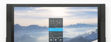 Microsoft Surface Hub: Windows 10 en un todo en uno de 84 pulgadas