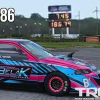 ¡Increíble! Este Honda Civic de 1.500 CV es el Civic más rápido del mundo con 7,45 segundos en el cuarto de milla