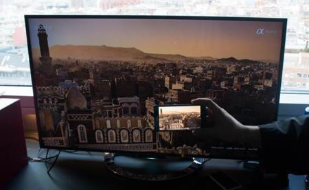 Xperia™ Z: la integración entre la televisión y el móvil ya es realidad