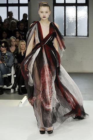Rodarte en la Semana de la Moda de Nueva York otoño-invierno 2008/09