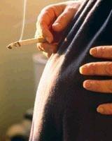 Con algunos problemas mentales es muy difícil dejar de fumar durante el embarazo