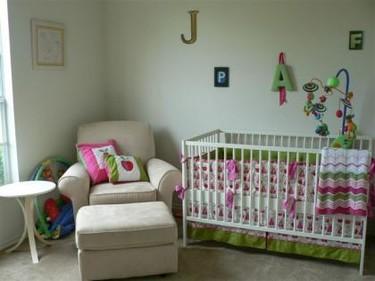 Algunas cosas que no deben faltar en el cuarto del bebé