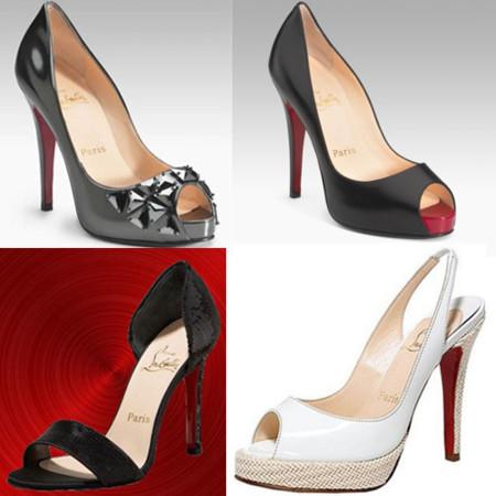 costo de zapatos christian louboutin