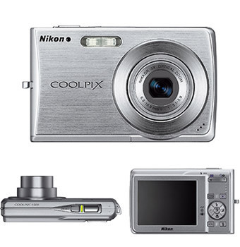 Nikon Coolpix S200 y S500