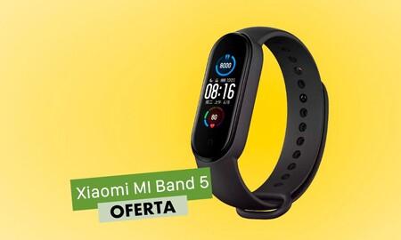 De risa: llévate una pulsera Xiaomi Mi Band 5 por sólo 28,35 euros con el cupón PQ42020 de eBay