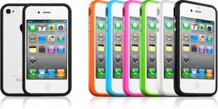 Bumpers, Apple presenta sus protectores para el nuevo iPhone 4