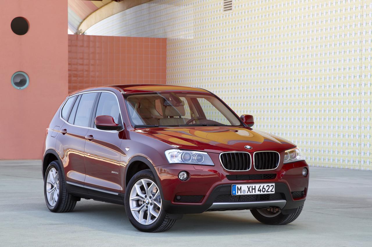 Foto de BMW X3 2011 (29/128)