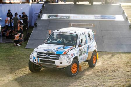 Dakar17 E1 Cristina Gutierrez 1