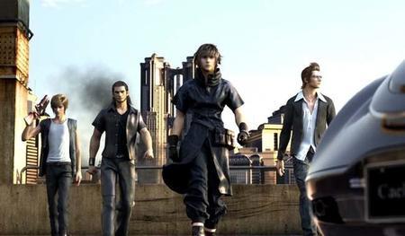 Video con una retrospectiva de Final Fantasy XV que valdrá la pena disfrutar