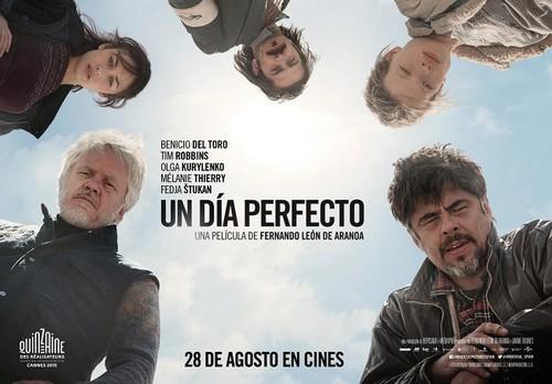 'Un día perfecto', crítica de fogueo mejorada por los actores