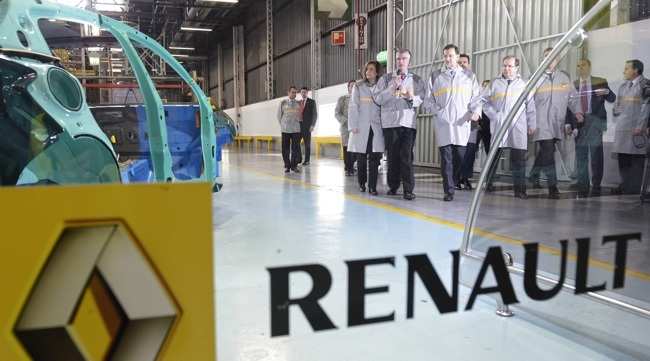 Renault Palencia-Nuevo plan industrial