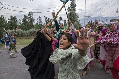 La India y Hong Kong, protagonistas del Premio Pulitzer 2020 de fotografía en las categorías Breaking News y Feature Photography