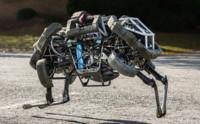 Google adquiere Boston Dynamics, hace robots tan rápidos como Usain Bolt