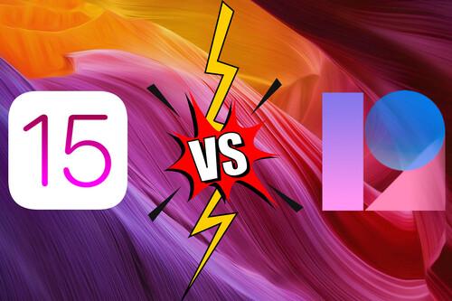 Cinco novedades de iOS 15 que ya se podían hacer en MIUI