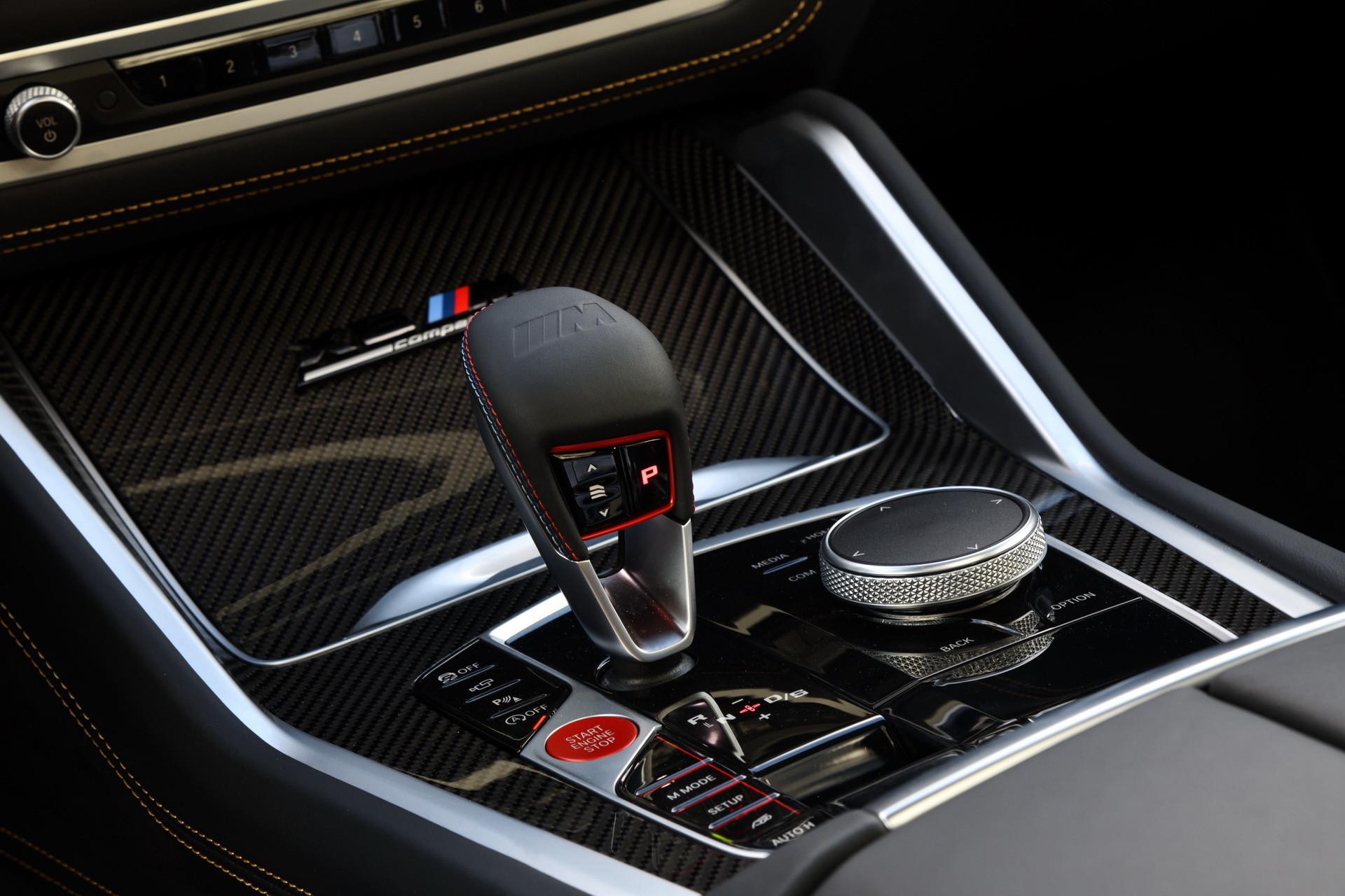 Foto de BMW X5 y X6 M Competition (17/31)