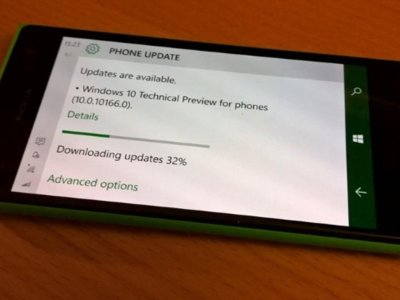 La build 10512 de Windows 10 Mobile ya está aquí. Estas son sus novedades y errores conocidos