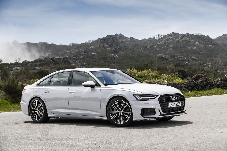 Foto de Audi A6 2018, toma de contacto (100/118)