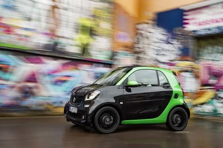La era de los eléctricos cobra fuerza. No habrá Smart ForTwo a gasolina en EUA y Canadá