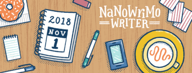 En noviembre te puedes dejar bigote pero también escribir una novela gracias al NaNoWriMo