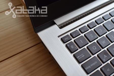 ASUS Zenbook UX31A de cerca