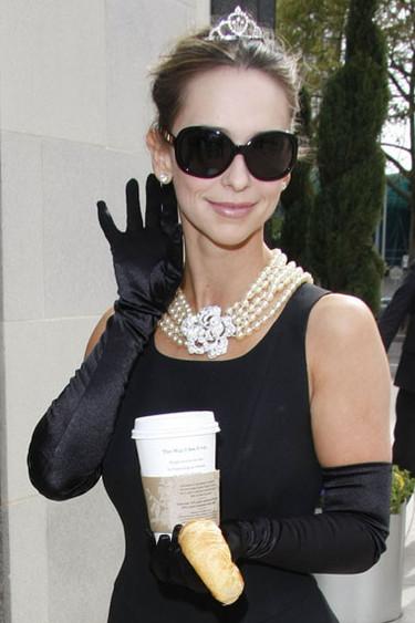 Jennifer Love-Hewitt quiere ser como Audrey Hepburn