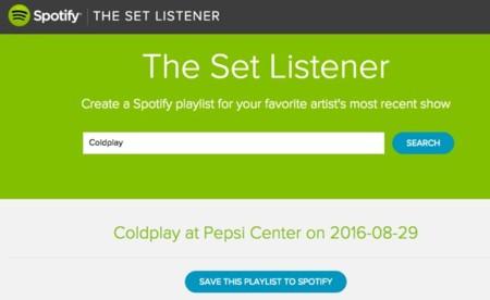 The Set Listener