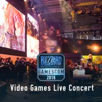 Vive en un video de 360° el espectacular concierto que ofreció Blizzard durante la Gamescom [GC 2016]