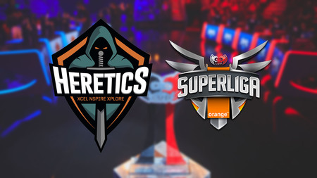 Todo apunta a que Team Heretics estará en Superliga Orange de League of Legends