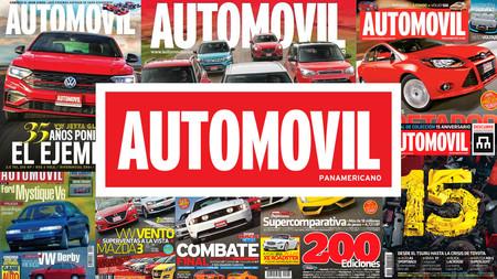 El fin de una era: Automóvil Panamericano deja de publicarse en México, y en Motorpasión los vamos a extrañar