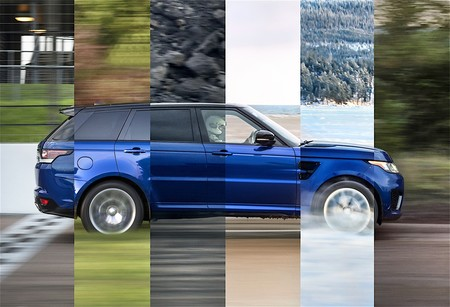 ¿Cómo acelera un Range Rover Sport SVR en arena o nieve? Ya hay tiempos oficiales sobre varias superficies