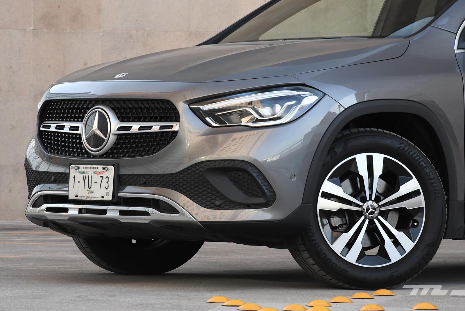 Foto de Mercedes-Benz GLA 200 (prueba) (16/30)