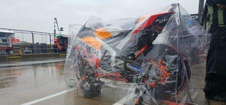 Última hora: Se cancela el GP de Gran Bretaña de MotoGP por las malas condiciones de la pista