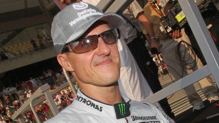 Michael Schumacher tiene que ponerse las pilas en cuestión de neumáticos