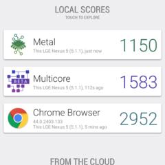 Foto 24 de 43 de la galería benchmarks-nexus-5-android-5-1-1 en Xataka Android