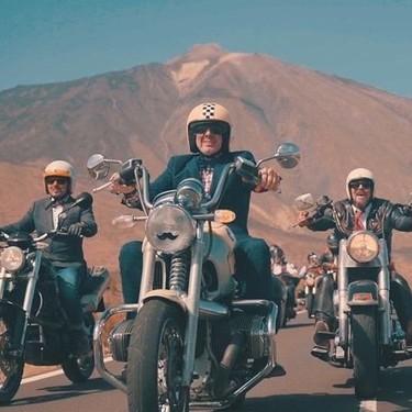 Llega Movember y con él, la Distinguished Gentlesman's Ride Canarias, la mejor manera de celebrarlo