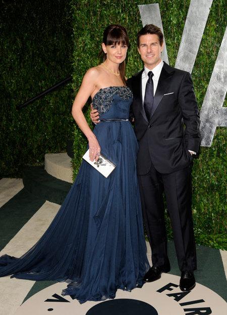 Katie Holmes y Tom Cruise_Vanity_Fair